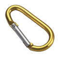 Champagne Color Aluminum Snap Hook
