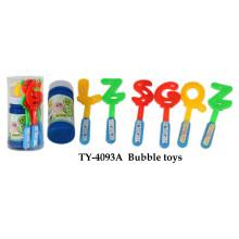 Nuevos juguetes divertidos de la burbuja