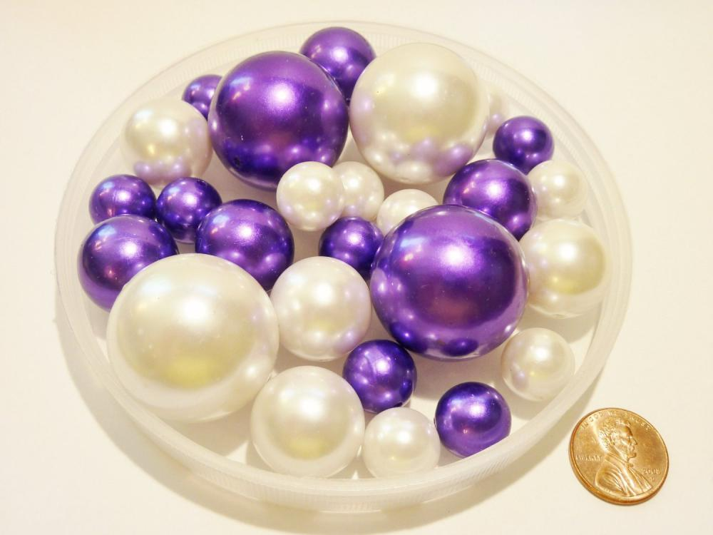 High Quality Plastic Pearls