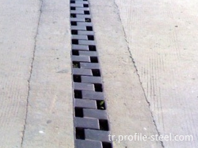 Finger Expansion Joints