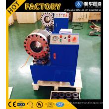 Machine de rabattement hydraulique de tuyau de presse promotionnelle de vente chaude