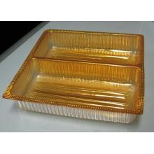 Película de PVC metalizado para embalagem de termoformagem com boa qualidade
