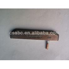 paleta de cobre para la industria