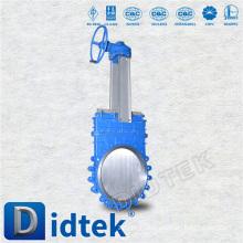 High Performance Didtek 100% Test Slurry Knife 1 inch gate valve