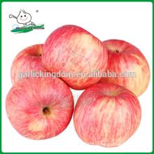 Свежее яблоко / Свежий красный Fuji Apple / Свежее яблоко из фарфора