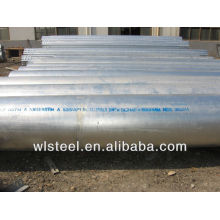 BS1387 best quality prices of galvanized pipe