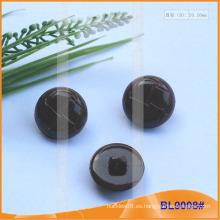 Imitar el botón de cuero BL9008