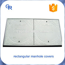 road safety FRP composite rectangle manhole covers