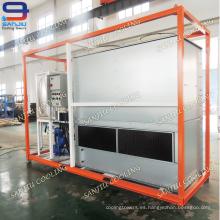61 toneladas de circuito cerrado de contador de flujo GTM-350 Supedyma Torre de enfriamiento de agua Coolig Machine fabricante para compresor de aire