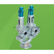 A37h Twin Port Spring Loaded Full Lift Safety Valve