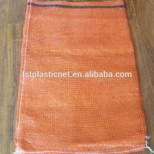 2014 Mesh Bag Pe Net Para Vegetal Embalagem China Fabricante
