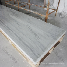 Pearl white Solid Surface Synthetic Marble