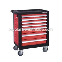 Tiroir et coffre à outils 7 tiroirs en métal