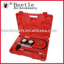 Motor Zylinder Leckage Tester Dual Gauge Diagnose Kit