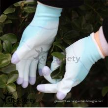 SRSAFETY защитная перчатка / садовые PU перчатки / защитные перчатки