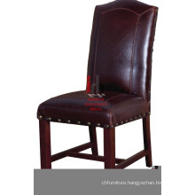 Brwon DIning Chair