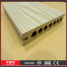 Hollow Plastic Deck Profiles  With Light Weight