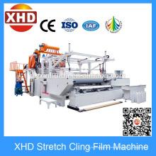 Máquina de extrusão de película de estiramento de 5 camadas / Máquina de filme de estiramento
