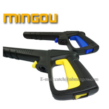 3RD hgih quality yellow long high pressure spray gun