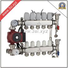 Modulierender Wasserabscheider für Fußbodenheizungssystem (YZF-1001)