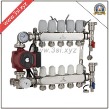 Quality Modulating Water Separator for Floor Heating System (YZF-1001)
