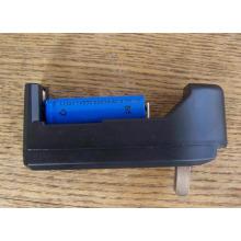 Chargeur de lampe de poche standard nord-américain pour batterie 18650/14500