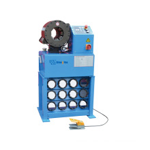 Máquina prensadora de mangueras hidráulicas 32D