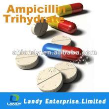 Polvo de trihidrato de ampicilina de calidad estable
