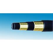 high pressure braided hose