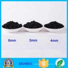 Granulés de prix bon marché en vrac charbon actif pour hotte de cuisine