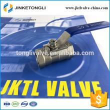 JKTL1B030 remote control 1pc 90 degree stainless steel ball valve fitting