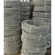 Flex Tubing Stainless Steel Corrugated CSST Flexible heat Pipe & tube Solar Water Heater