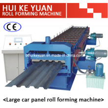 Professional Large-Size Car Panel Roll Forming Machine