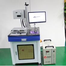 Diamond / mewah Ultraviolet Laser Engraving Machine