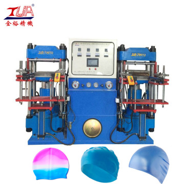 Silicone Swimming Cap Mesin Press Hidrolik