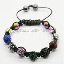 woven pearl bracelet,woven bangle