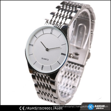 stainless steel band watch men, quartz watch price