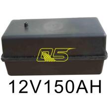 Batterie de batterie solaire 150A Boîte de batterie souterraine étanche à l'eau