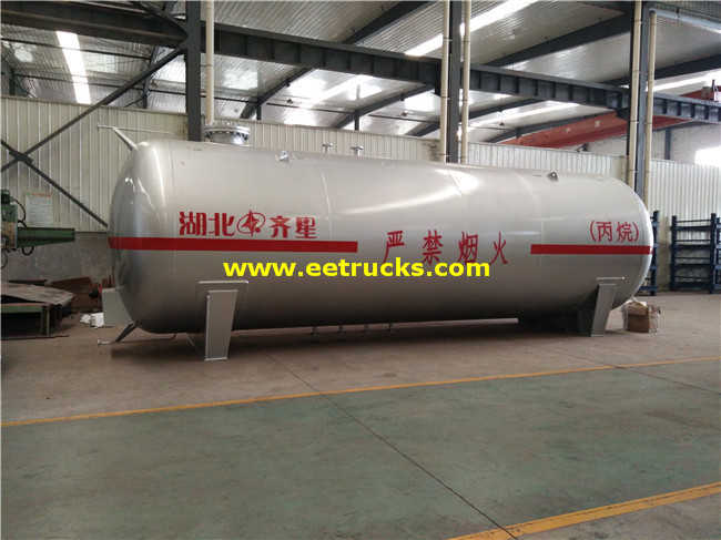 Bulk Propylene Gas Tanks