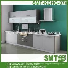 modern modular MDF MFC customized mdf kitchen cabinet design