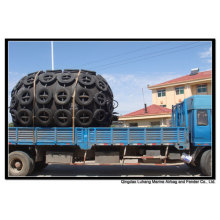 Diameter 2500mm x Length 4000mm Pneumatic Fender