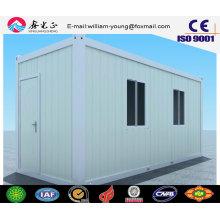 20FT / 40FT Modulaire pré-fabriqué self-made Container House (JW-16253)