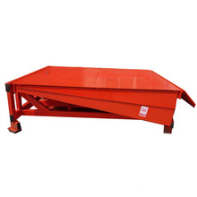 Регулируемая гидравлическая перегрузочная платформа до 6000 кг