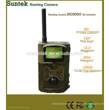 Избранное управление SMS тропки звероловства камеры 3G HC500G