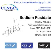 Contay Sodium Fusidate Fermentation BP EP