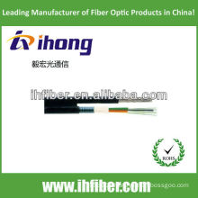 Figure 8 loose tube metallic type aerial optical cable GYFTC8Y high end quality