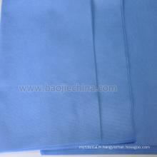 Enveloppes de stérilisation chirurgicale SMMS jetables médicales non-tissées