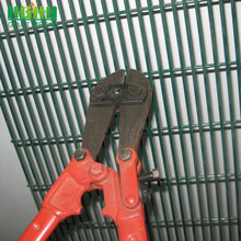 Welded 358 High Security Wire Mesh Garden Fence