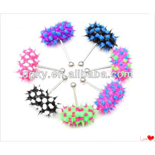 Silicone Tongue Barbell Jewelry Piercing Vibratoire