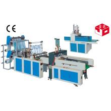 Gbd-E-600-700-800 Ordenador automático de la camiseta de sellado de bolsa y máquina de corte
